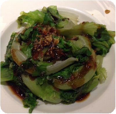 饗食天堂野菜