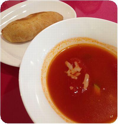 Avenir Cafeスープ