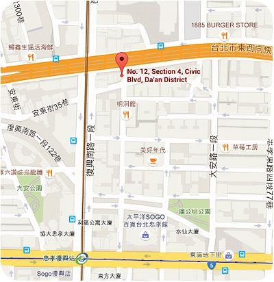 横浜家地図