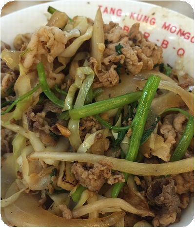 唐宮蒙古烤肉焼肉