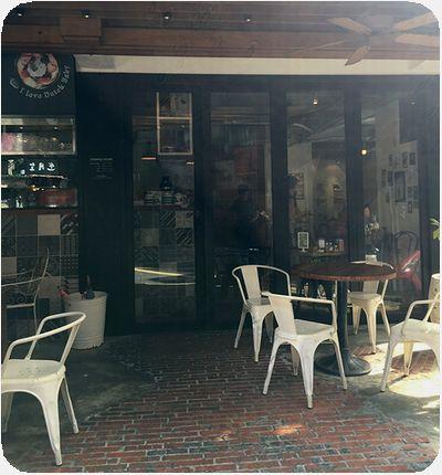 Café Café外観
