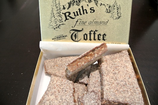 Ruths Toffee