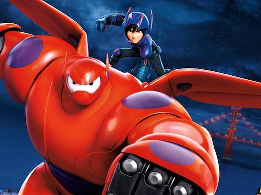 Big Hero 3