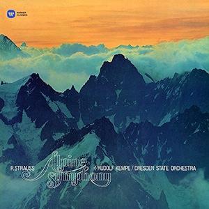 Alpensinfonie Kempe