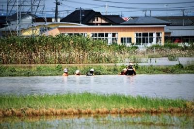 新潟市消防局特別高度救助隊