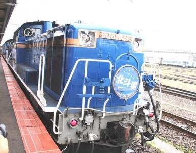 DD51形機関車付け替え終了