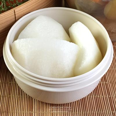 塩いくら丼弁当04