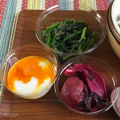 野菜粥弁当03