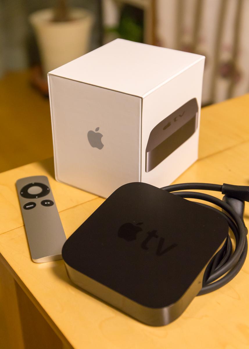 アップルTV(3)
