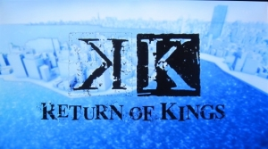 K RETURN OF KINGSタイトル