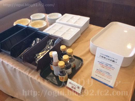 ココス館山朝食バイキングモーニングメニュー031