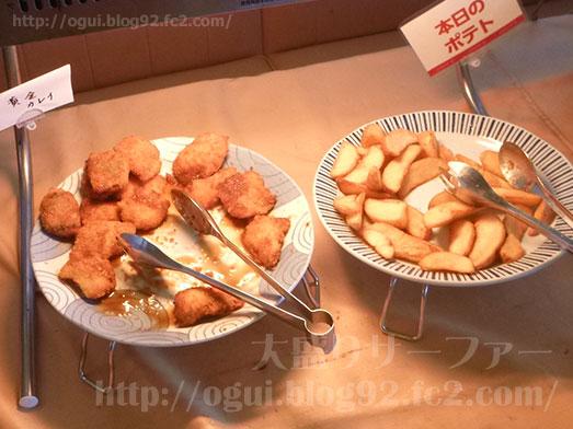 ココス館山朝食バイキングモーニングメニュー035