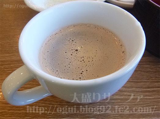 ココス館山朝食バイキングモーニングメニュー048