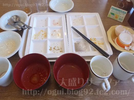 ココス館山朝食バイキングモーニングメニュー049