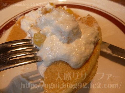 エッグスンシングス銀座店パイナップルパンケーキ065
