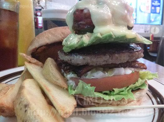 ギグルGIGGLE祖師谷大蔵のハンバーガー018