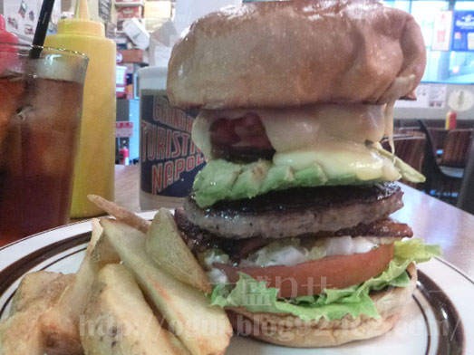 ギグルGIGGLE祖師谷大蔵のハンバーガー021
