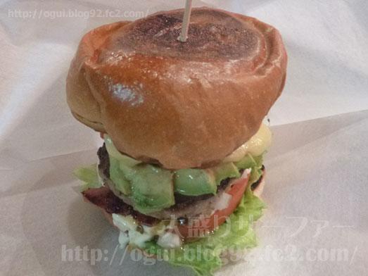 ギグルGIGGLE祖師谷大蔵のハンバーガー023