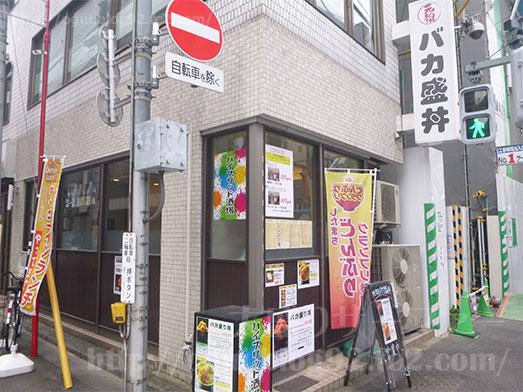 元祖バカ盛丼の浅草橋ハイブリッド酒場007