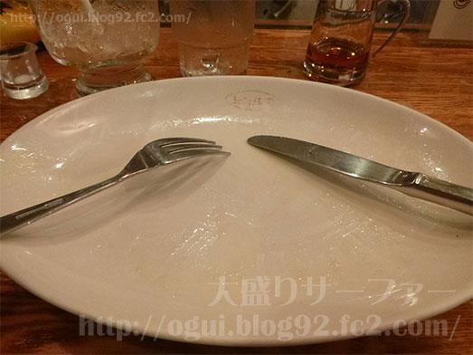 茅場町珈琲家のメニュー特製ホットケーキ045