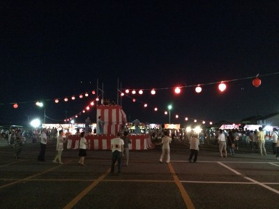 イノアック夏祭り