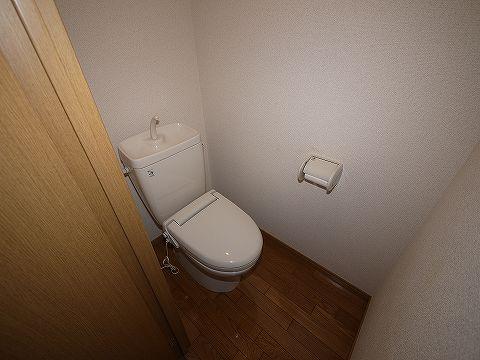 ヴィラ弘明103号室 トイレ