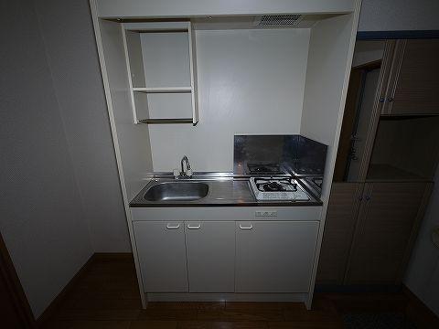 ヴィラ弘明103号室 キッチン