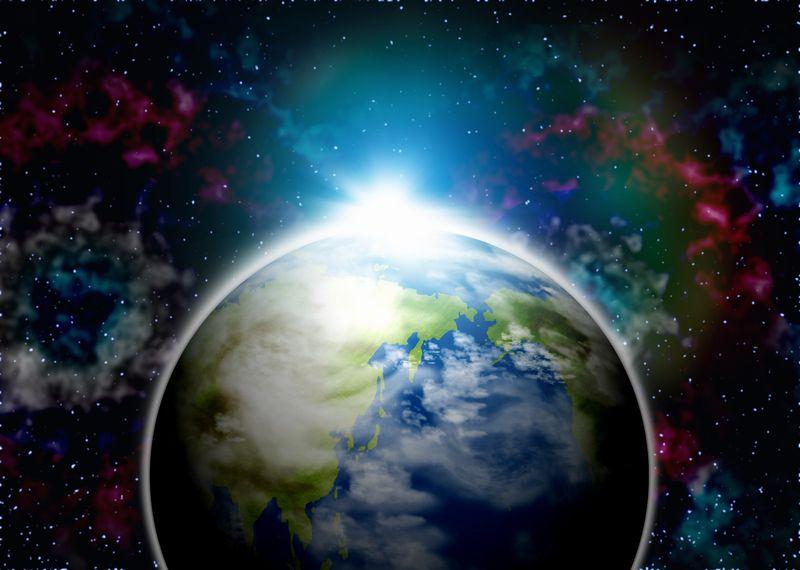 NASA「地球はダークマター(暗黒物質)の毛で覆われている」と発表