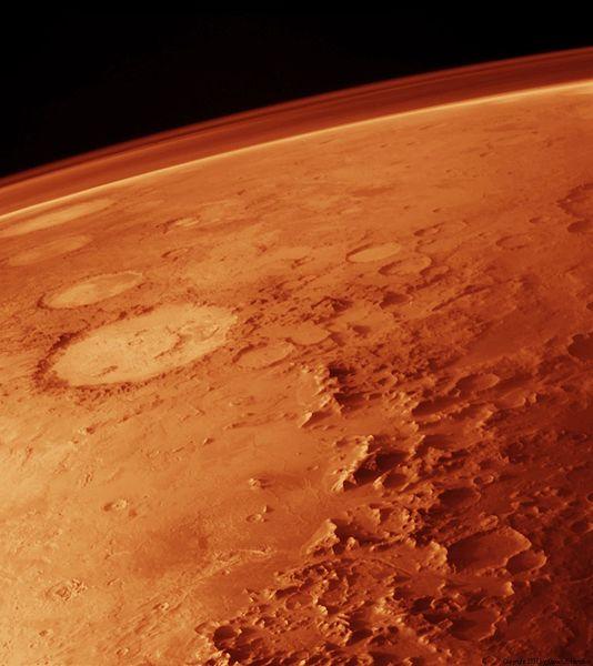 NASA「火星に関する重要な科学的発見を発表する…特別会見を明日28日に行います。」