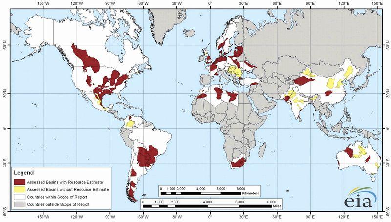 【人工地震】シェールガス採掘でM4.4の地震が発生…カナダ当局「水圧破砕法(フラッキング)」により引き起こされたと見解