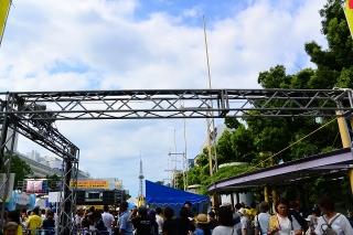 24時間テレビ 栄・久屋大通公園特設ステージ