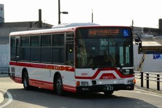 名鉄バス 三菱ふそう 新型エアロスター