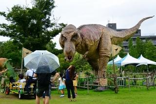 ノリタケの森に恐竜がやってきたⅢ