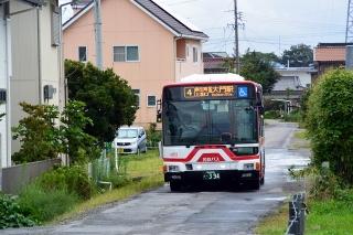 名鉄バス 新型エアロスター
