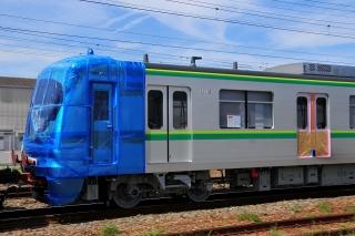 甲種鉄道車両輸送 東京メトロ16000系