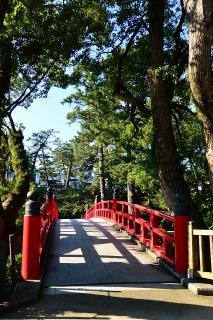 岡崎公園 神橋