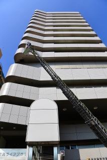 名古屋市消防局 中消防署 はしご車(38m級)