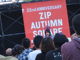 22nd ANNIVERSARY ZIP AUTUMN SQUARE 2015