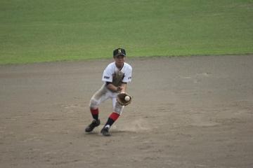 H27 郡総体(野球・バレー・柔道) 019