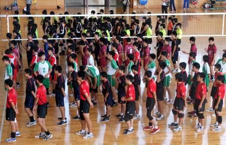 20150912 U14開会式 (1)