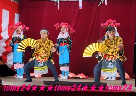 20150914 田植え踊り (1)
