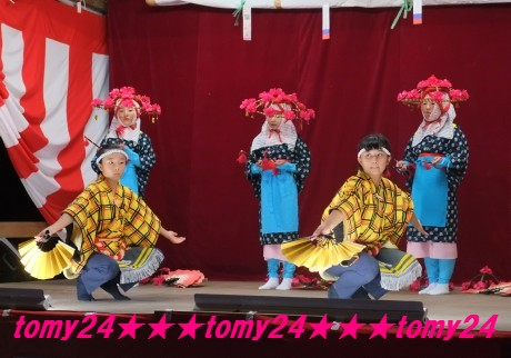 20150914 田植え踊り (3)