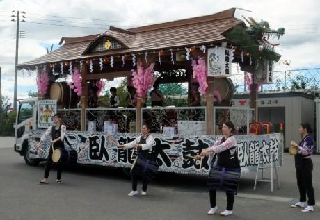 20150919寒河江祭り (1)