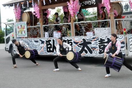 20150919寒河江祭り (2)