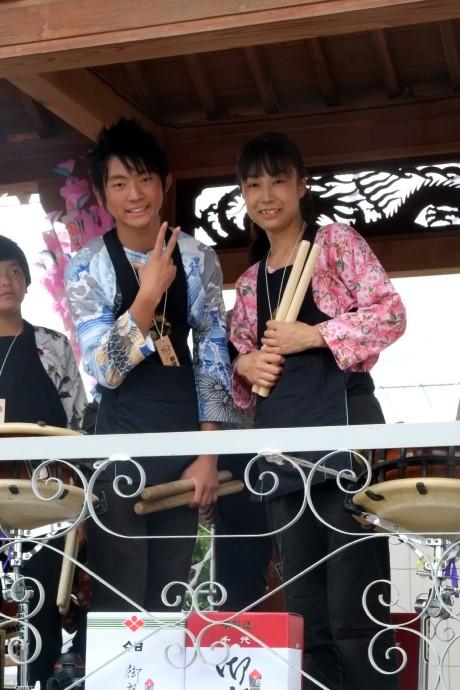 20150919寒河江祭り (3)