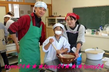 20151018 三年生ソーセージ作り (2)