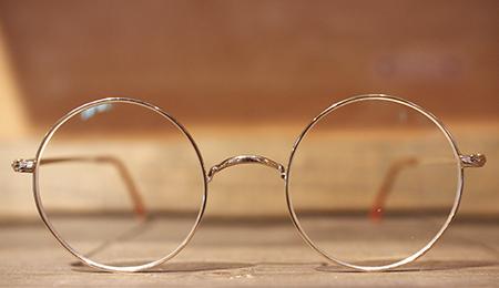 ビンテージ アンティーク めがねフレーム 丸メガネ 一山 いちやま 鼻パッドが無い眼鏡 新潟県 見附市 長岡市 眼鏡屋