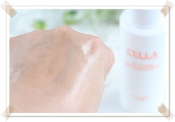 CELLA ニキビ肌ローション ピーリング&ビタミンC誘導体