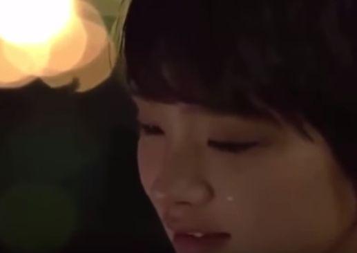 【剛力彩芽】涙が溢れてくるラブシーン