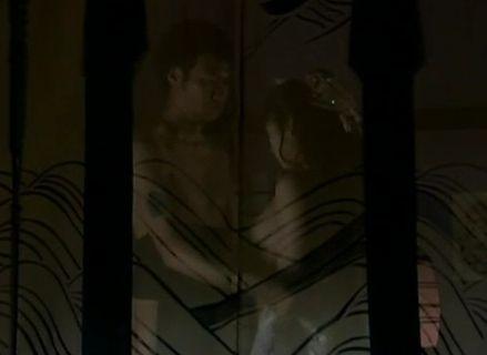 【日南響子】官能的な情事を重ねる濡れ場